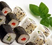 Sushi Skills for American Appetites