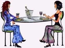 """""""You Don't Say!"""" — Gals and Gossip"""