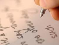 The Lost Art of Handwriting a Letter