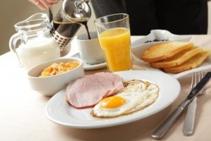 Healthy, Fit & Fabulous: The Importance of Breakfast ~ Mom Was Right!