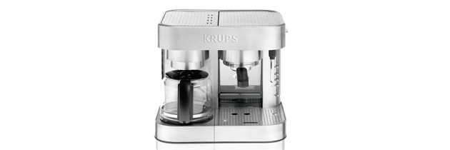 Savvy Find: KRUPS XP6040 Combination Coffee + Espresso Machine