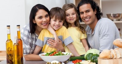 Healthy, Fit & Fabulous: Healthy Family Shopping Tips